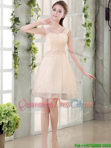 2022 The Brand New Style Mini Length Dama Dress