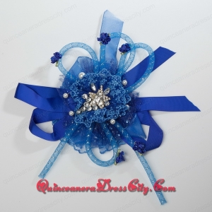 2021 New Arrival Fascinators with Beading Imitation Pearls and Rhinestone