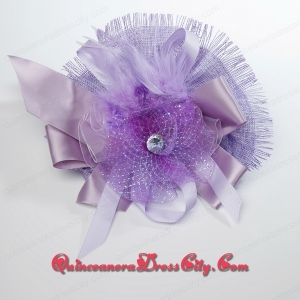 2021 Modest Beading Lace and Feather Fascinators