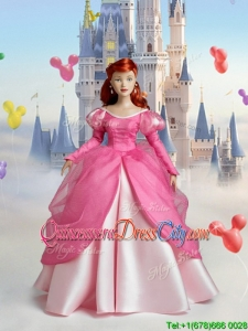 Tangled Discount Quinceanera Doll Dress in Tulle