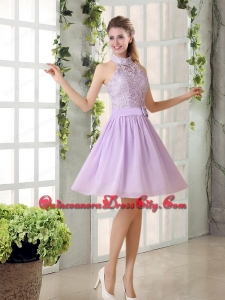 2021 Brand New Style A Line Chiffon Bridesmaid Dress