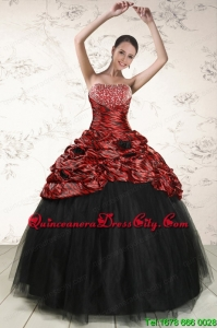2021 Exclusive Ball Gown Leopard Quinceanera Dresses in Multi-color