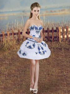 Floor Length Ball Gowns Sleeveless Royal Blue Sweet 16 Quinceanera Dress Lace Up