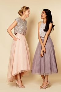 Scoop Sleeveless Organza Ankle Length Zipper Mother of Groom Dress in Pink with Sequins